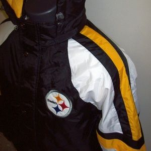 PITTSBURGH STEELERS Starter PRO LINE Jacket